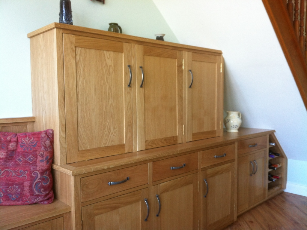 Made To Measure Handmade Cabinets